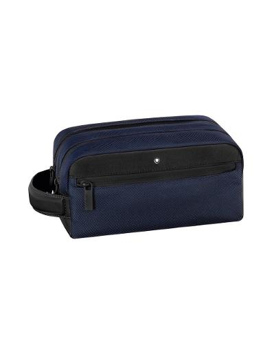 Montblanc My Montblanc Nightflight Wash Bag with 2 Zips 124148