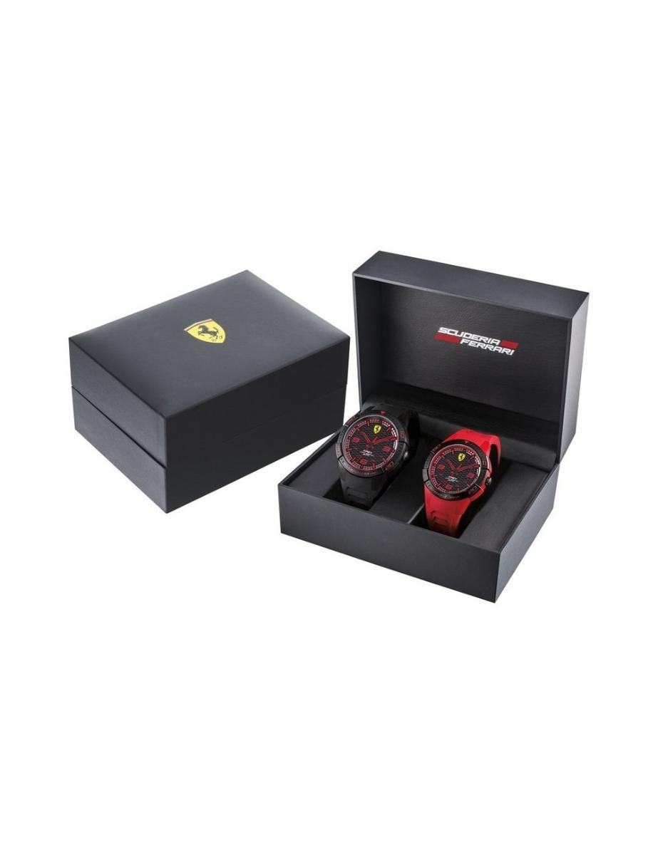 Scuderia Ferrari  Apex - Couple's Gift Set  870034