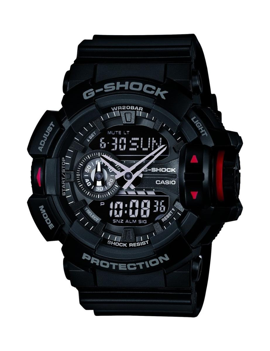 Casio  Men's G-Shock Youth  GA-400-1BDR