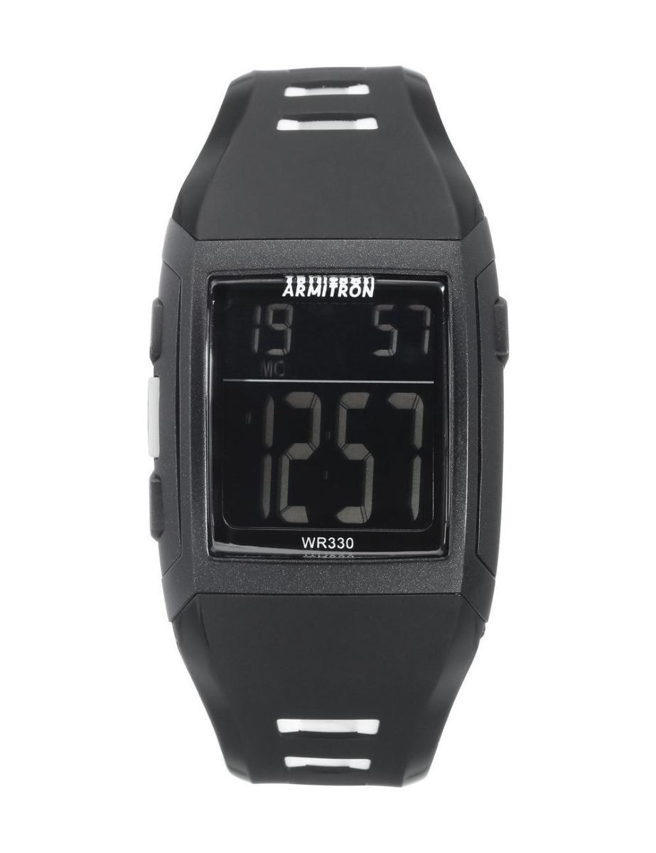 Armitron  Men's Digital  408261BLK