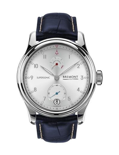 Bremont Men's Pilot Collection Supersonic WG