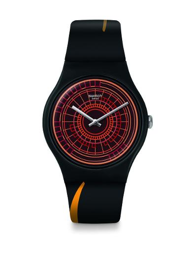 Swatch THE WORLD IS NOT ENOUGH SUOZ304