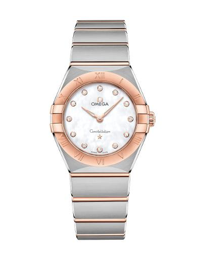 OMEGA Women's Constellation Manhattan 13120286055001
