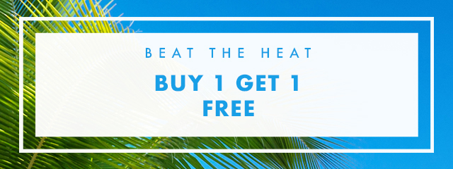 Summer Savers - Buy 1 Get 1