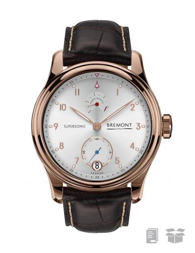Bremont Men's Supersonic Rose Gold Limited Edition Supersonic RG