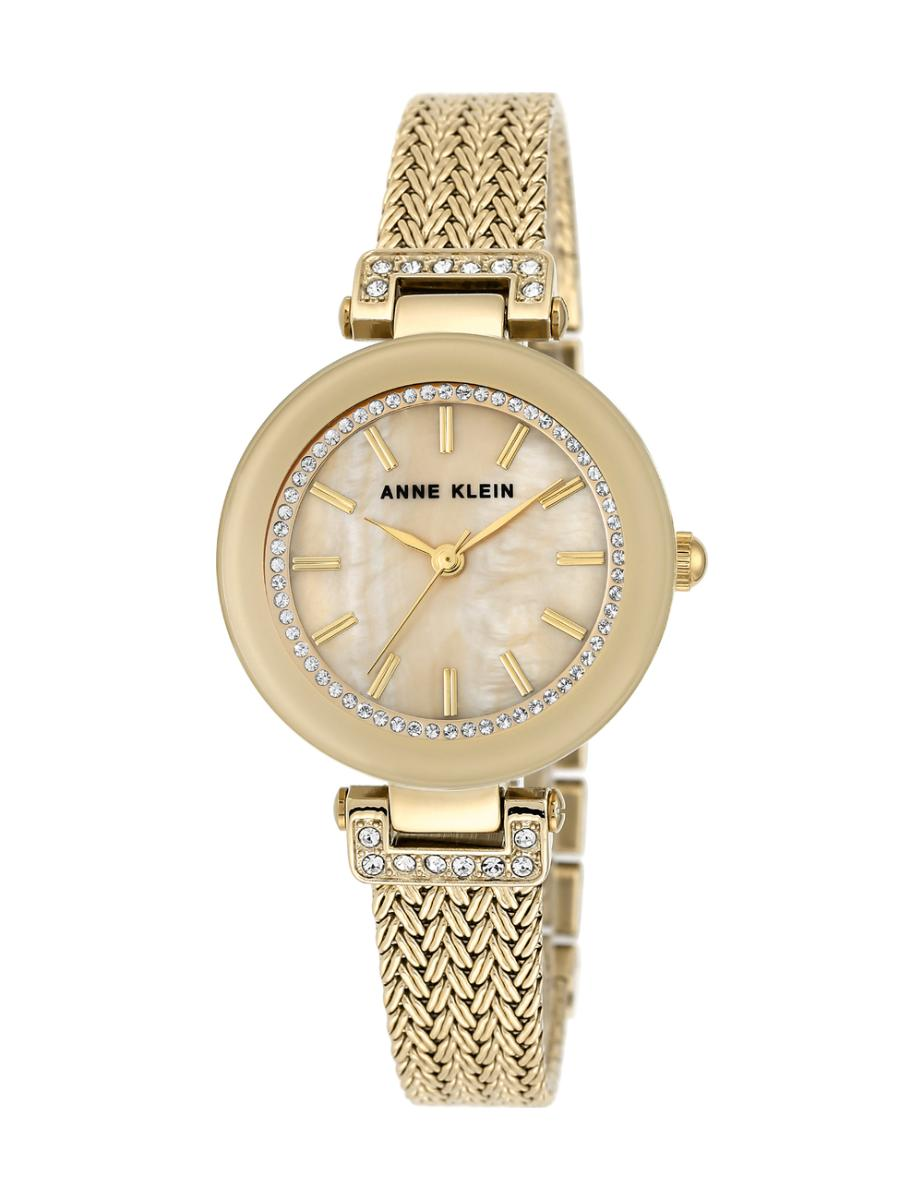 Anne Klein  Women's Gold  AK1906TMGB