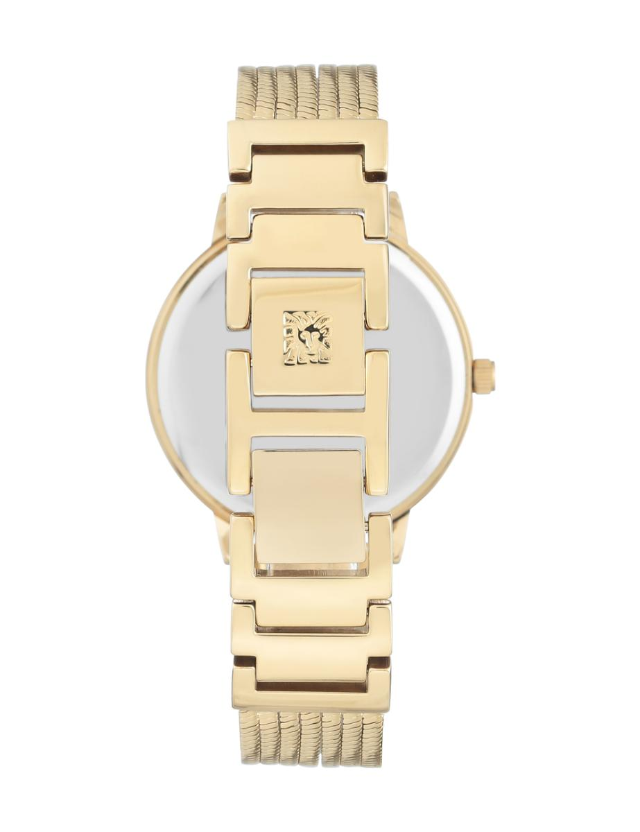 Anne Klein  Women's Gold  AK3222GMGB