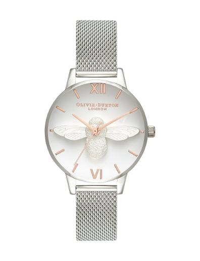 Olivia Burton Women's 3D Bee Watch OB16AM146