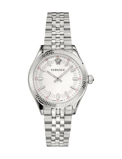 Versace Women's HELLEN.LADY Silver Dial Silver stainless steel Watch. VEHU00320