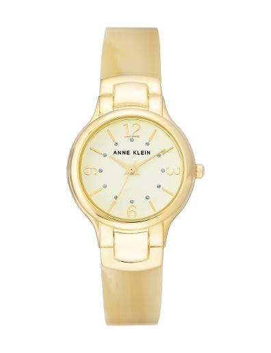 Anne Klein Women's Resin AK2696HNGB