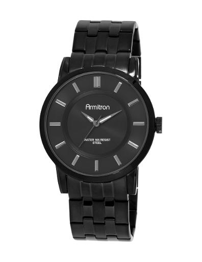 Armitron Men's Black 204962BKTI