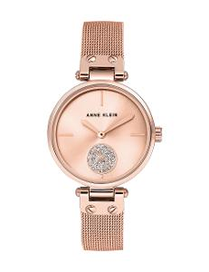 Anne Klein  Women's Rose Gold  AK3000RGRG