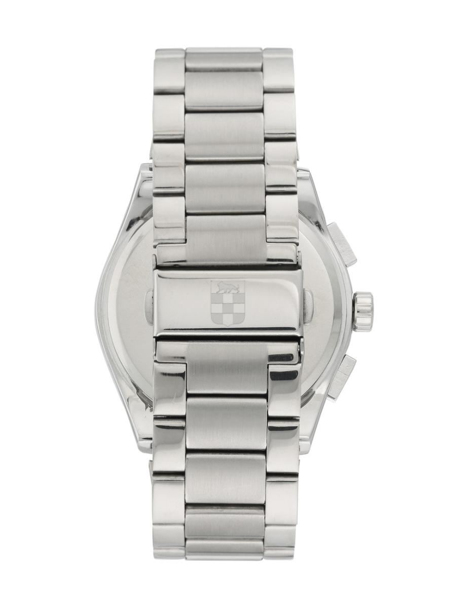 Vince Camuto  Men's Chrono Silver Dial Silver Stainless Steel Watch.  VC1104SVSV