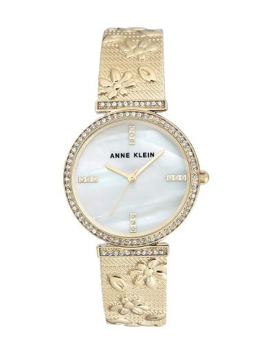 Anne Klein Women's Gold AK3146MPGB