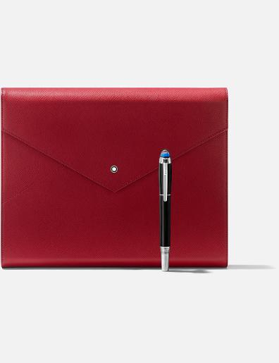 Montblanc Montblanc Augmented Paper Sartorial Red V4.2 123664