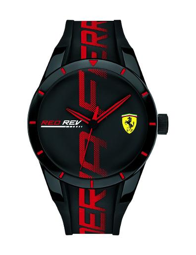 Scuderia Ferrari Men's Red Rev 830614