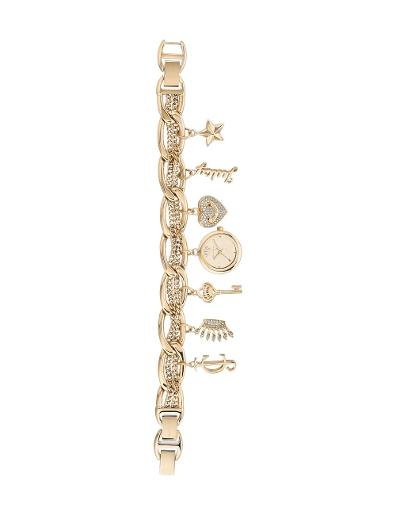 Juicy Couture Women's Charms JC1040GPCH