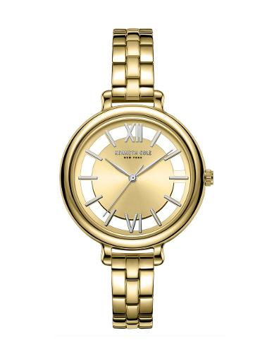 Kenneth Cole Women's Transparency KC50789005