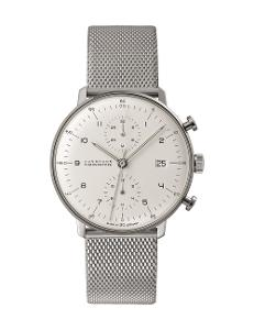 Junghans  Men's Max Bill Chronoscope  027400344