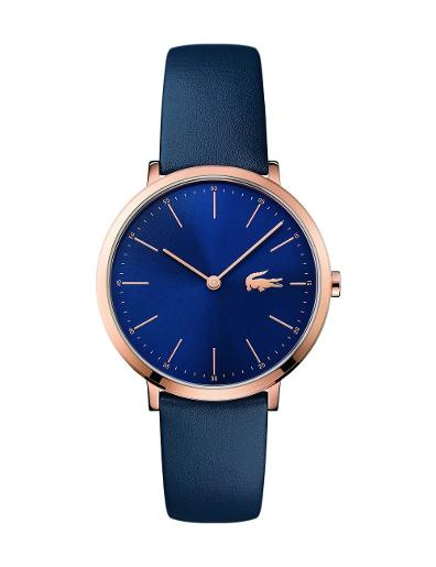 Lacoste Women's Ultra Slim Multibranded Blue Dial 2000950