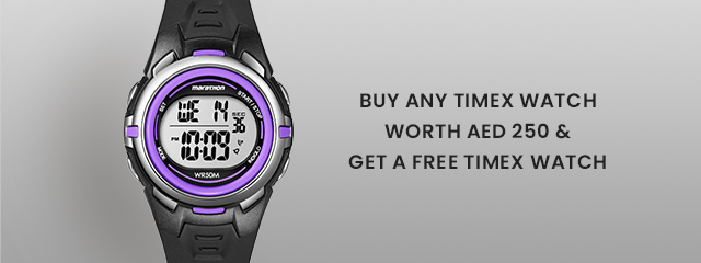 Timex Promotions
