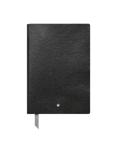 Montblanc Black  lined  Fine Stationery Notebook 146 113294