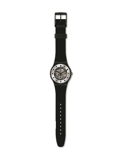 Swatch Silver Glam SUOZ147