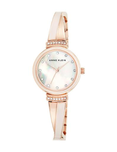 Anne Klein Women's Rose Gold AK2216BLRG