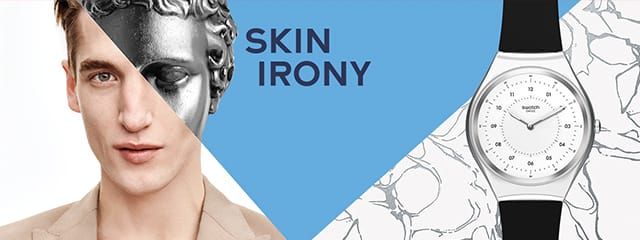 Swatch Skin Irony Collection