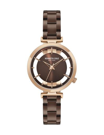 Kenneth Cole KENNETH COLE Women's Transparency KC50590004C