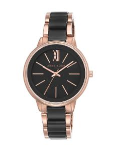 Anne Klein  Women's Rose Gold  AK1412BKRG