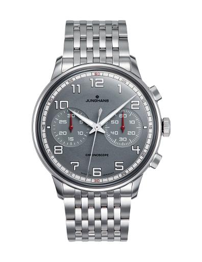 Junghans Men's Master Driver Chronoscope 027368644