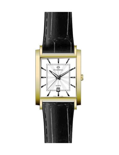 Everswiss Men's Gents Leather 9739-GLW