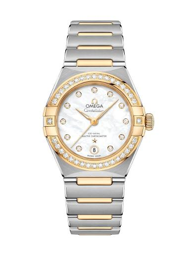 OMEGA Women's Constellation Manhattan 13125292055002