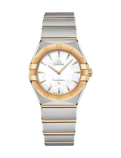 OMEGA Women's Constellation Manhattan 13120286005002