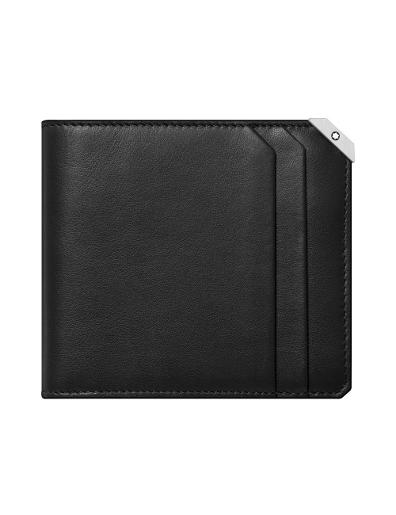 Montblanc Meisterstuck Urban Wallet 4cc with Coin Case 124094