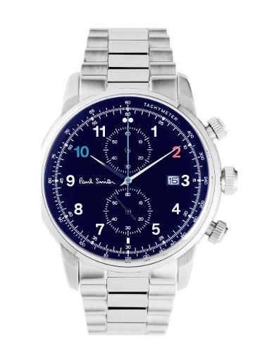 Paul Smith Men's BLOCK CHRONO P10143
