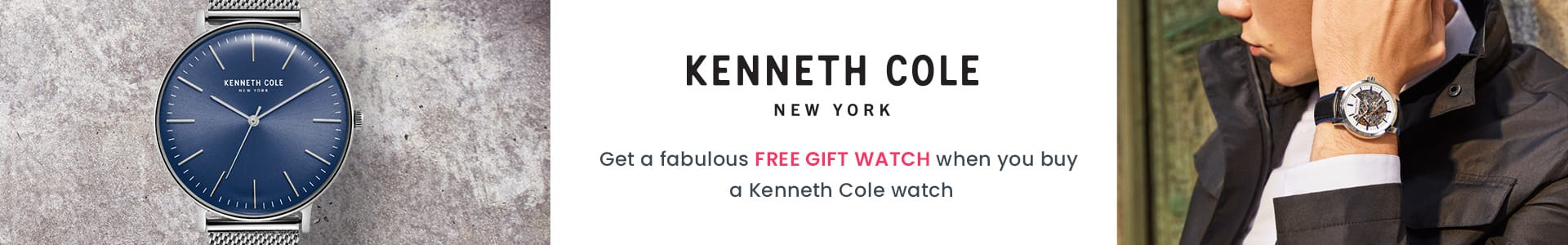 Kenneth Cole Promotion
