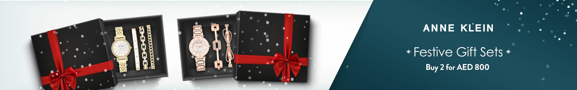 Gift Sets- Buy 2 for AED 800