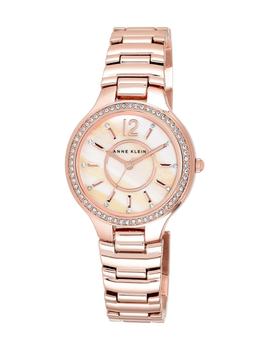 Anne Klein  Women's Rose Gold  AK1854RMRG