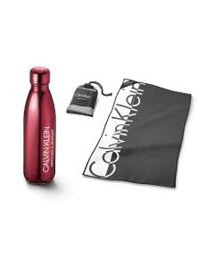 Sport Towel / Insulated Bottle