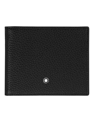 Montblanc Meisterstuck Soft Grain Wallet 9cc with View Pocket 114466