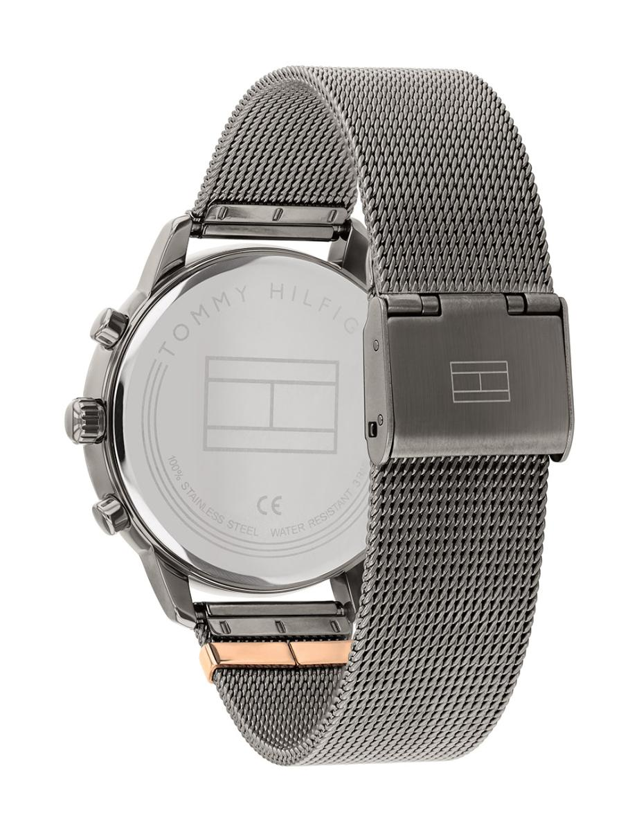 Tommy Hilfiger  Women's Blake Grey Dial Grey Stainless Steel Watch  1782304