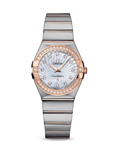 OMEGA Women's Constellation 12325276055002