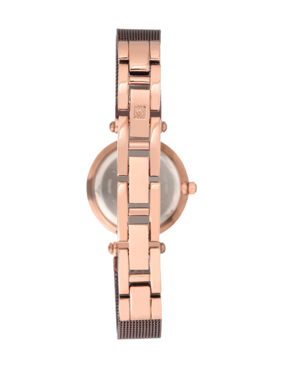 Anne Klein  Women's Rose Gold  AK3003RGBN