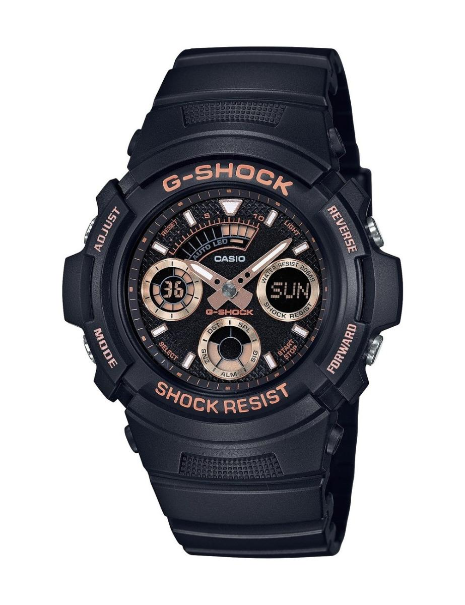 Casio  Men's G-Shock Youth  AW-591GBX-1A4DR
