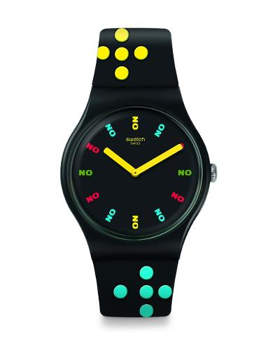 Swatch DR. NO SUOZ302