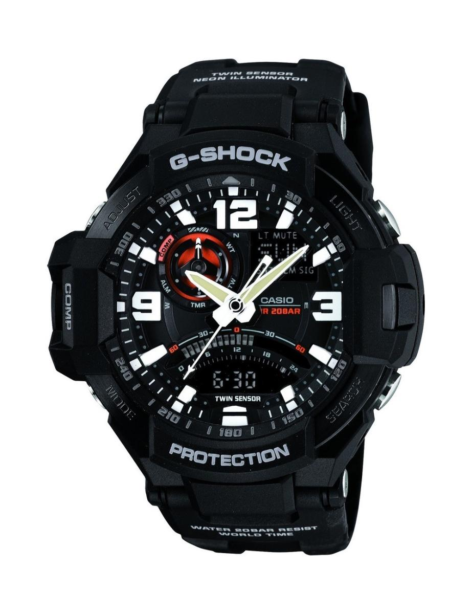 Casio  Men's G-Shock Youth  GA-1000-1ADR