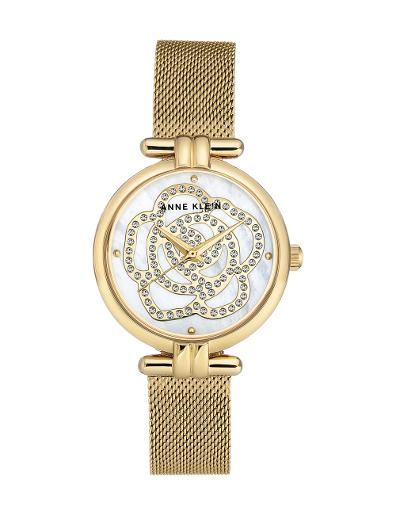 Anne Klein Women's Gold AK3102MPGB