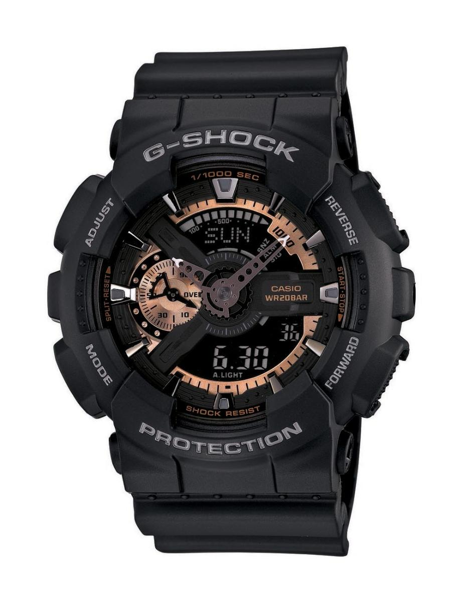 Casio  Men's G-Shock Youth  GA-110RG-1ADR